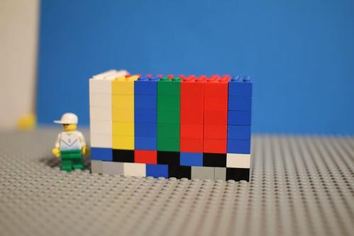 LEGO Colorbar