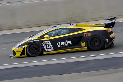 Attractive Lamborghini Gallardo LP560 4 GT3   Ellen Lohr / Philip Geipel