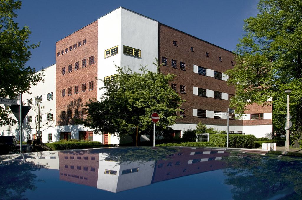 Erwin Gutkind @ Am Eschengraben 3 (d.teil) Tags: City House Building