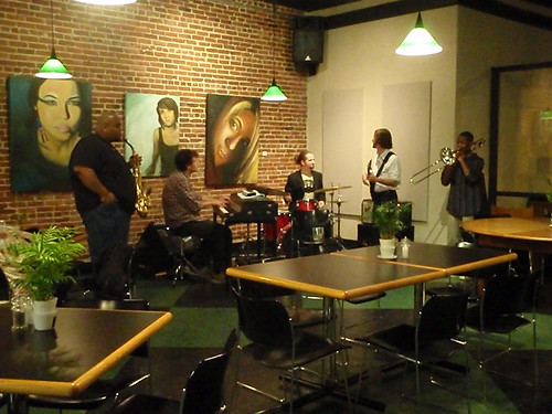Jazz at Hildegard's: the Odafe Trio