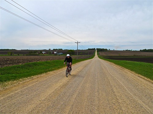 gravel ride to Northfield