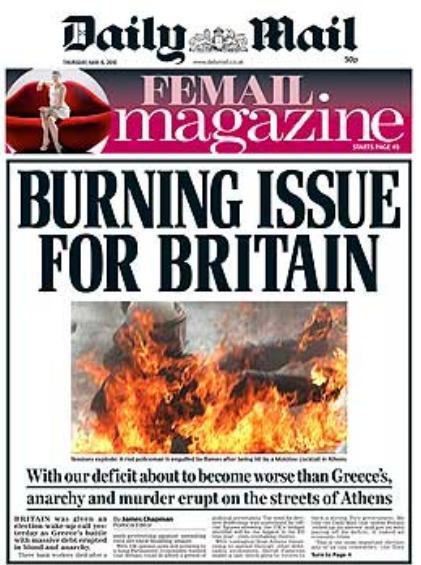 Daily Mail 06 May