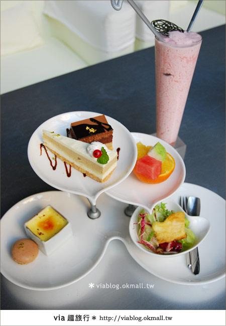 【台中下午茶推薦】悠閒的英式下午茶~印月創意東方宴下午茶19