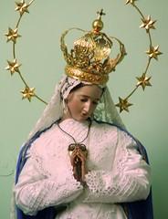 Ora pro nobis, Sancta Dei Genitrix (arosadocel) Tags: marie de mary mater queen virgen mara dei madre dios nuestra seora vergin santsima