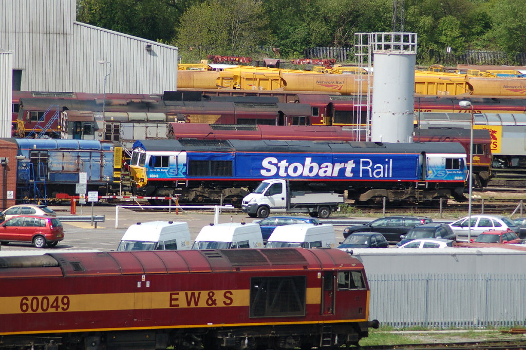 The World S Best Photos Of 66048 And Stobart Flickr Hive