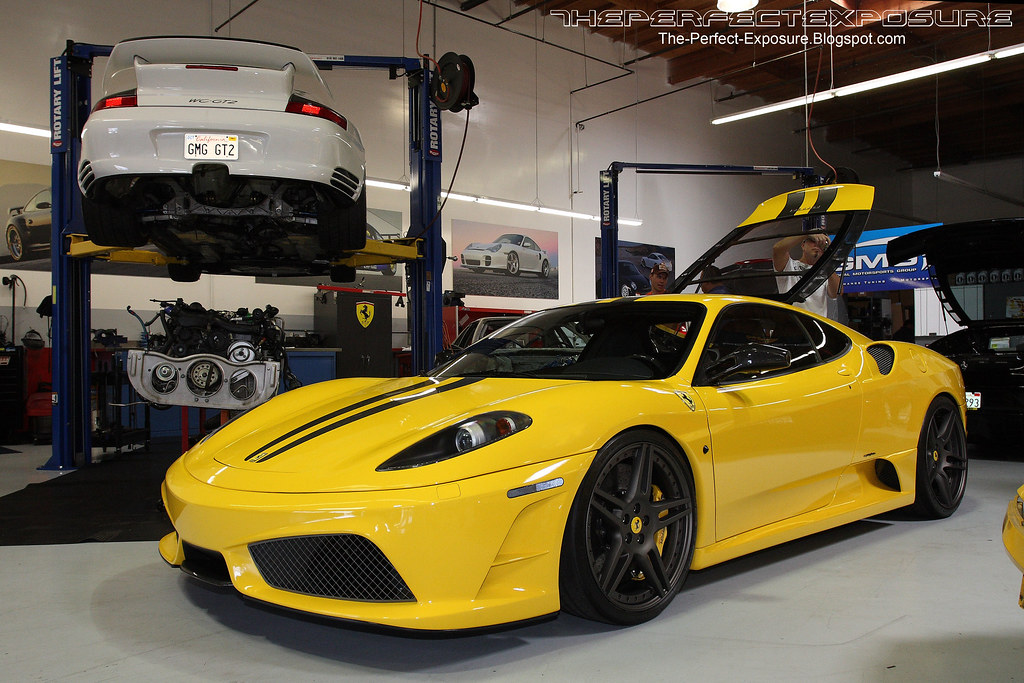 Some Nice Ferrari S At Gmg S Open House Last Weekend