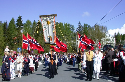 17th of May Parade in Norway #1