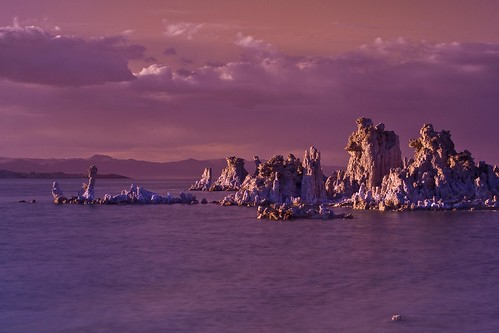 Photo of the Day: Mono Lake Sunset by Robin Black