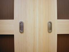 Closet Doors Detail