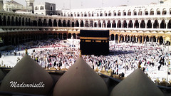 Makkah (Abrar photography  l ) Tags: mademoiselle