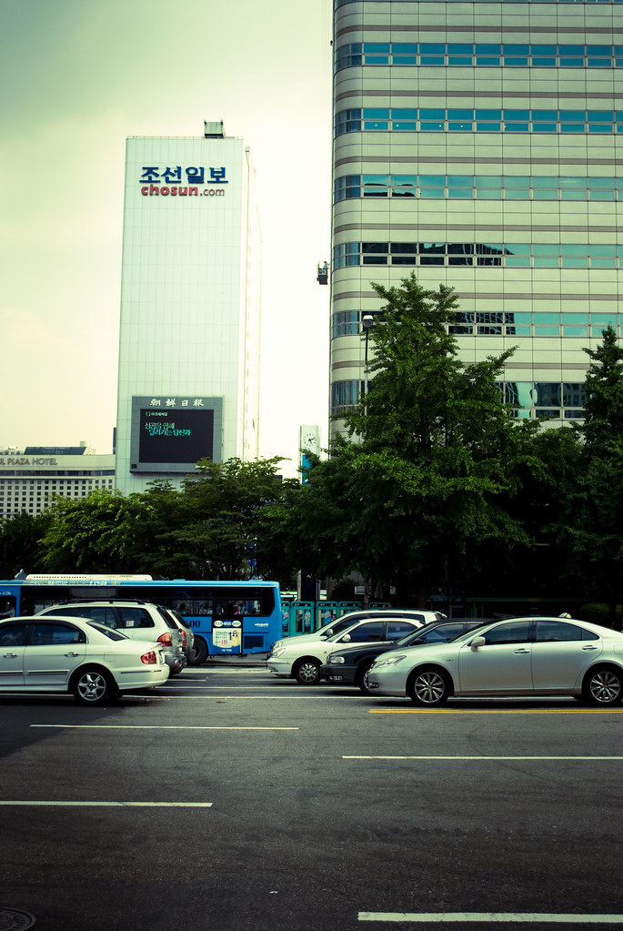chosun and traffic