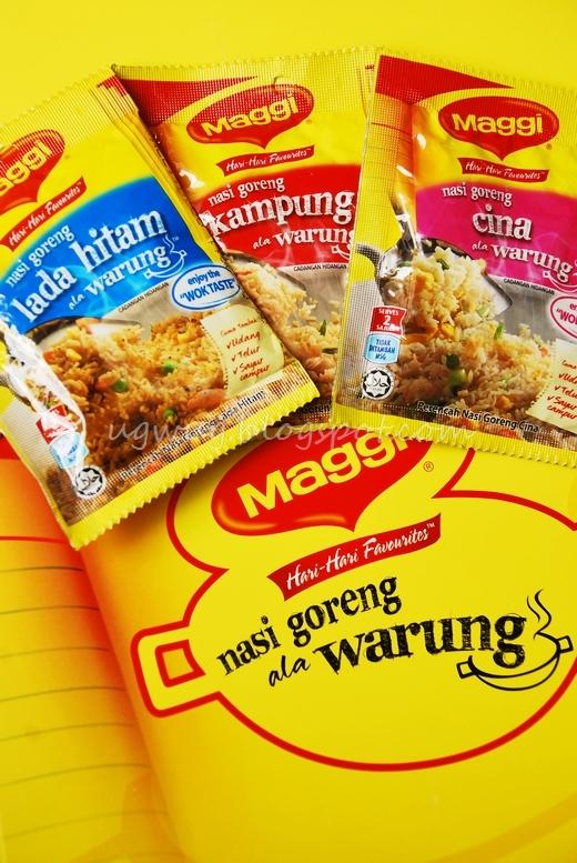 MAGGI's Nasi Goreng ala Warung
