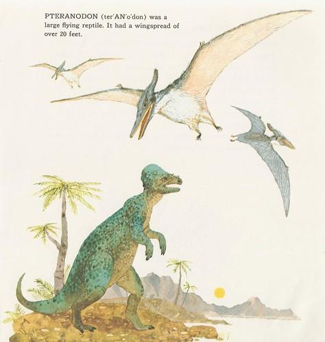 Hildebrandt Pteranodons