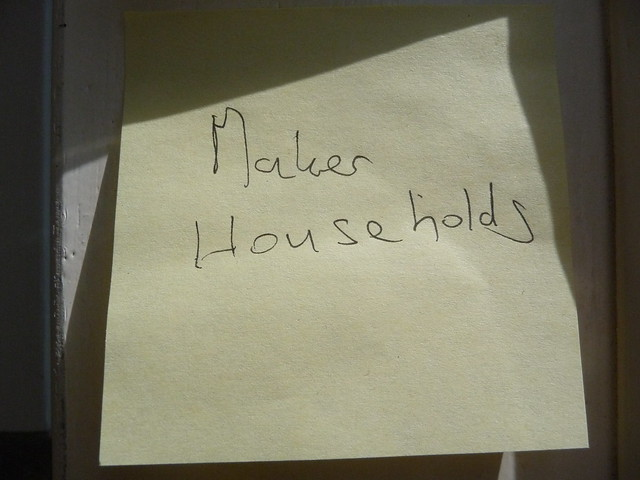 Maker Households