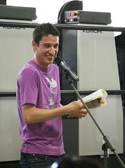 Matteo Pelli @ Chiassoletteraria 2010