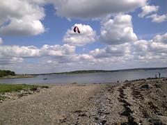 Larkollen strand (bjohbak) Tags: camping strand larkollen