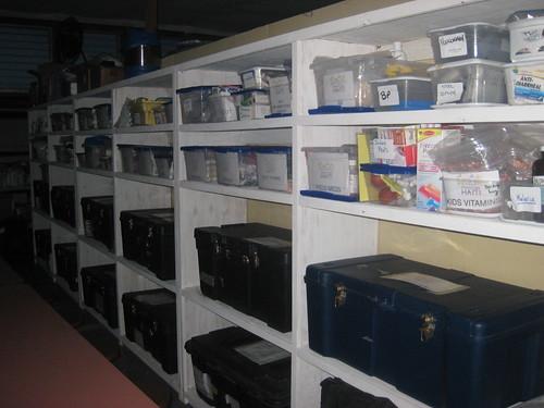 Organized meds...