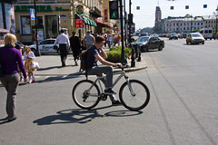 Sankt Peterburg - Bicycle