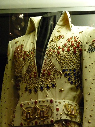 bedazzled elvis outfit.