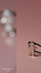 (Hadeel Ibrahim) Tags: pink canon bokeh cut 2010  hadeel