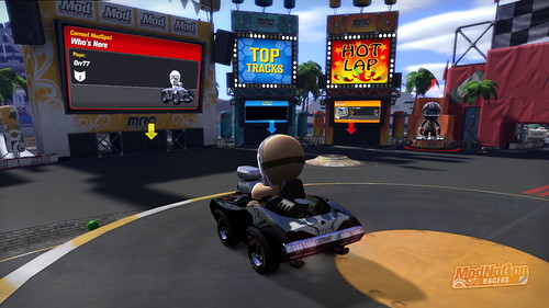 ModNation Racers for PSP: ModSpot Events