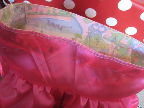 20- waistband sewn