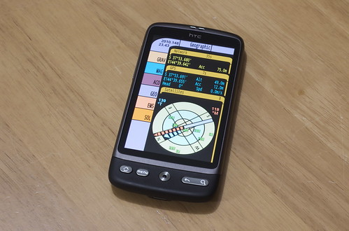 Tricorder App on the Htc Desire Google Android Phone - YouTube