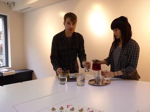 4010 Berlin: Andrea Kang & Nathan Jurevicius