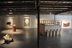 Overhead shot (AT1 Projects) Tags: art losangeles volume at1projects
