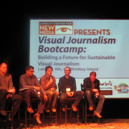 Visual Journalism Bootcamp
