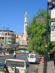 Abi Al Fedaa St -    (yas784) Tags: old city river east syria middle orient hama asi  norias syrie orontes moyen suriye   hamah        oronte