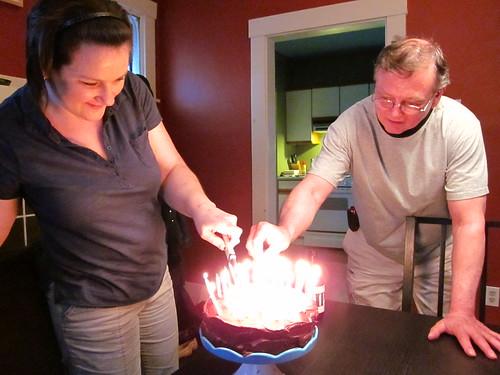 Greg's Birthday 4
