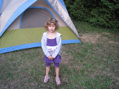 Camping with Michelle