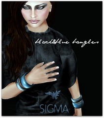 SIGMA Jewels/ Black & Blue Fair