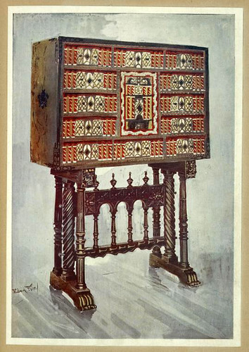 005-The book of decorative furniture, its form, colour, & history (1911)- Edwin Foley