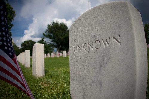 Unknown-Crown Hill Cemetery-Memorial Day 2010