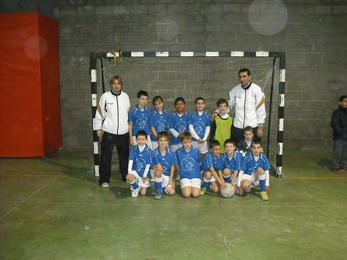 Equipo Benjamín (9 - 10 años) 2009/2010