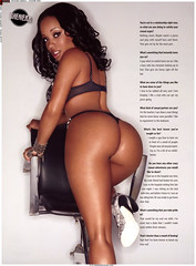 Sheneka Adams Smooth Magazine Pictures