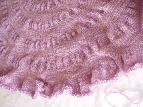 citron shawl