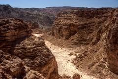 Canyon (pbr42) Tags: nature sand desert egypt canyon hdr sinai shulzactivreisen