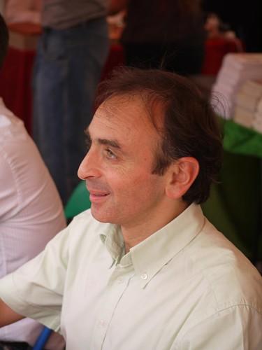 Éric Zemmour - Comédie du Livre 2010 - P1390736