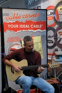 Roberto Taufic al Reference Cable Corner (Prolight+Sound 2010)...