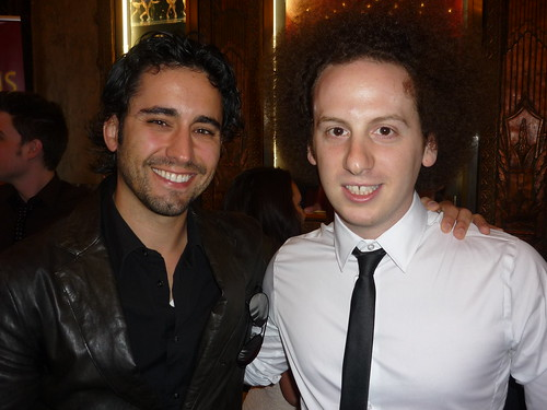 John Lloyd Young and Josh Sussman  by you.