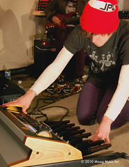 Cage the Elephant @ Moog (Moog Music Inc) Tags: taurus cagetheelephant moogmusic liveatmoogmusic