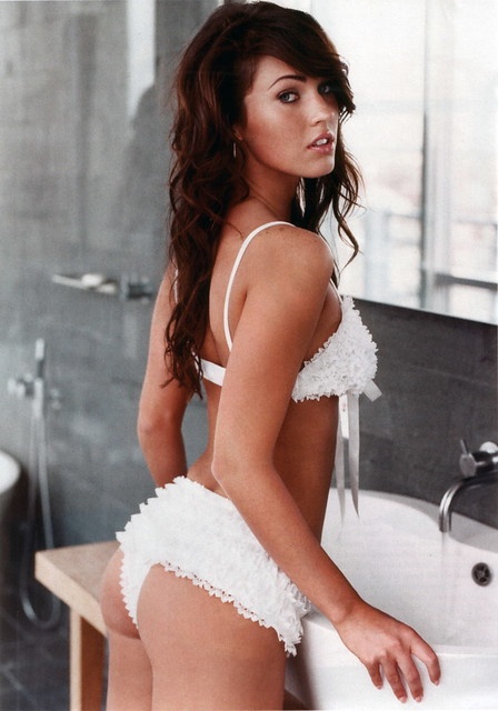 Megan Fox by The Komponist