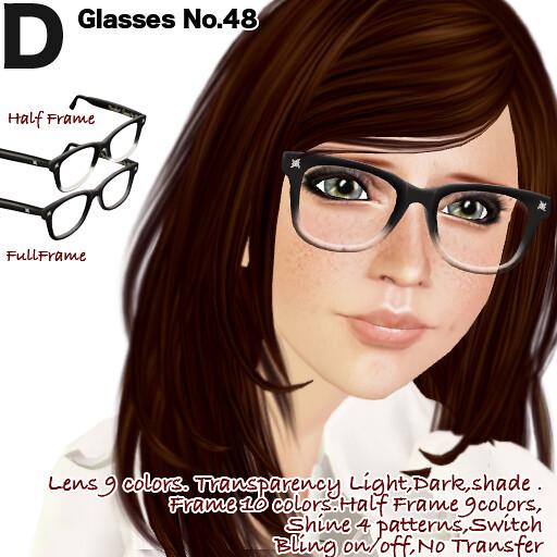 Glasses No.48