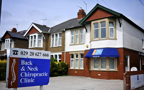 Back and Neck Chiropractic Clinic