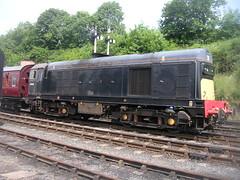 DSCN5609 - BR Class 20 D8188 (SVREnthusiast) Tags: severnvalleyrailway svr severnvalley severn valley railway brclass20d8188 br class20 d8188