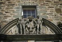 Castle Menzies Frieze