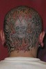 Back of my head